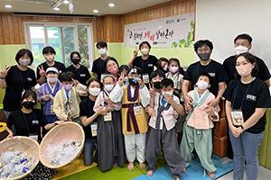 伝統音楽キャンプ 授業写真